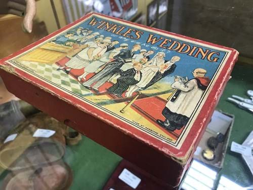 LOT 172	~	Winkles Wedding Boxed Game