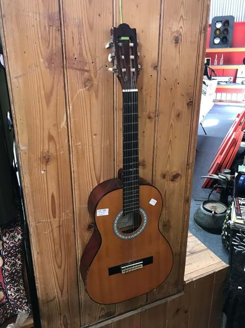 LOT 258	~	'Amena' Acoustic Guitar