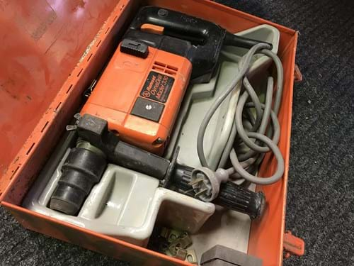 LOT 327	~	RAMSET 330 Dyna Hammer Drill in Original Box