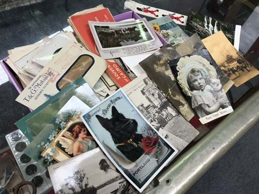 LOT 227	~	Postcards, Picture Cards, Greeting Cards etc